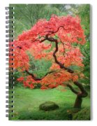 Zen Tree Spiral Notebook