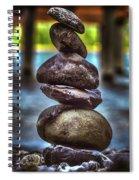 Zen Under The Dock Spiral Notebook