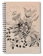 Zentangle 16-02 Spiral Notebook