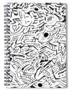 Zephyr Spiral Notebook