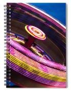 Zero Gravity Spin Spiral Notebook