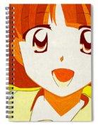 Zero No Tsukaima Spiral Notebook