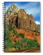 Zion National Park Utah Spiral Notebook