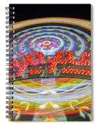 Zipper #3 Spiral Notebook