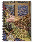 Zira In Captivity Spiral Notebook
