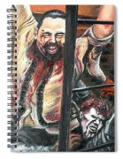 Zombies Attack Spiral Notebook