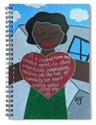 Zora Neale Hurston Spiral Notebook