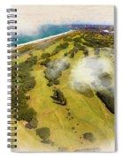 Zulu Dawn Spiral Notebook