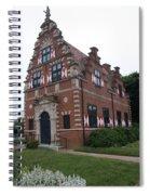 Zwaanendael Museum Spiral Notebook