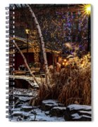 033 - Mears In Winter Spiral Notebook