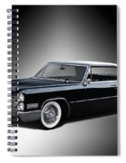 1966 Cadillac Coupe Deville Spiral Notebook