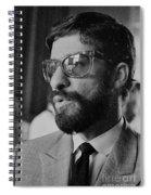 a Cuban man Spiral Notebook