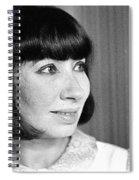 a Cuban woman Spiral Notebook