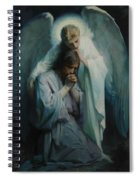 Agony In The Garden, Schwartz Spiral Notebook
