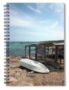 Aux Christine Kai Spiral Notebook
