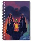 Bela Lugosi As Dracula Spiral Notebook