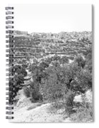 Bethlehem 1886 Spiral Notebook