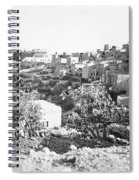 Bethlehem 19th Century Spiral Notebook