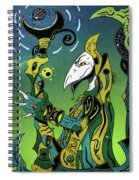 Birdman Spiral Notebook