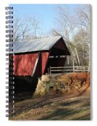 Campbell's Covered Bridge Spiral Notebook