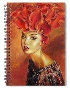 Chiquitita Spiral Notebook