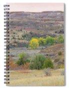 Divine Dakota Spiral Notebook