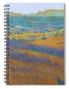 Dream Of West Dakota Spiral Notebook