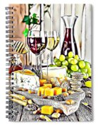 1 Eat Me Now  Spiral Notebook