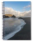Endless Beach Spiral Notebook