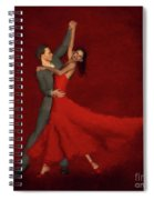 Foxtrot Spiral Notebook