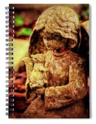 Garden Grace Spiral Notebook