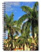 Glorious Palms Spiral Notebook