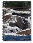 Grande Chute Ledge Spiral Notebook