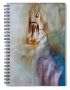 Horsemen  Spiral Notebook