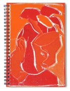 I Was Born In A Mine 2 Spiral Notebook