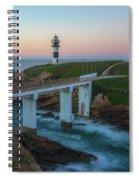 Illa Pancha - Spain Spiral Notebook
