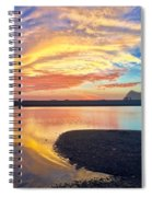 Infinite Possibility Spiral Notebook