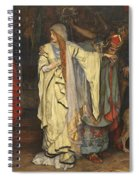 King Lear  Act I  Scene I  Spiral Notebook
