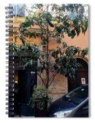 La Taverna Dei Fori Imperiali Spiral Notebook