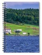 Lahave, Nova Scotia Spiral Notebook