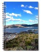 Lake Pleasant Az 16 Spiral Notebook