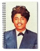 Little Richard, Music Legend Spiral Notebook