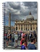 Logistics Spiral Notebook