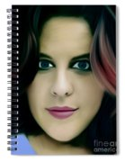 Mandy Spiral Notebook
