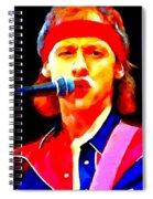 Mark Knopfler Spiral Notebook