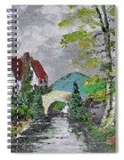 Melody Of A Dream Spiral Notebook
