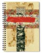 Mini Collage 575a Spiral Notebook