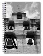 Mission Bells Spiral Notebook