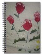 Moms Hand Work Spiral Notebook