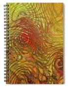 My Colorful World Spiral Notebook